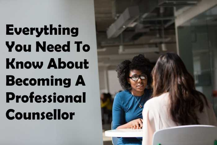 Professional Counsellor